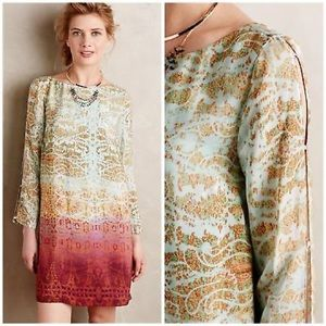 NWT Anthropologie Maeve Cleome Dress